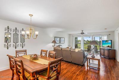 Cape Canaveral Condo For Sale: 742 Bayside Drive #202