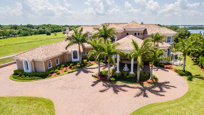 Brevard County Single Family Home For Sale: 5030 Valle Collina Lane