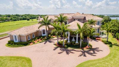 Merritt Island Single Family Home For Sale: 5030 Valle Collina Lane