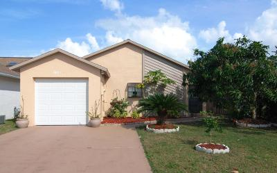 Melbourne Single Family Home For Sale: 3675 Tree Line Boulevard
