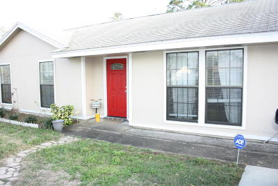 Cocoa Single Family Home For Sale: 4475 Fay Boulevard