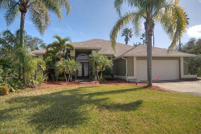 Merritt Island Single Family Home For Sale: 4550 Deanna Court