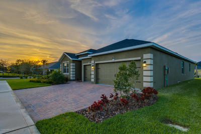 Viera Single Family Home For Sale: 2741 Anza Street