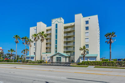 Satellite Beach Condo For Sale: 1405 Highway A1a #403