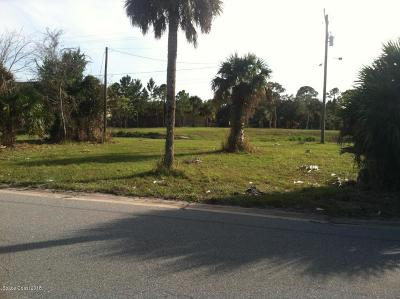 Titusville Residential Lots & Land For Sale: 805 Gilbert Street