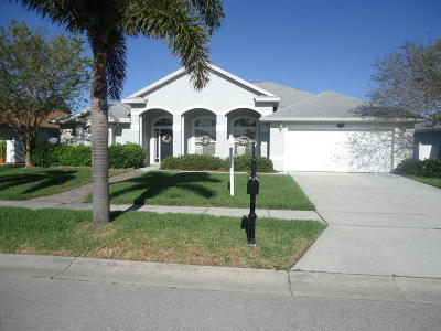 Rockledge Single Family Home For Sale: 426 Wynfield Circle