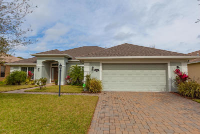 West Melbourne FL Single Family Home For Sale: $360,000