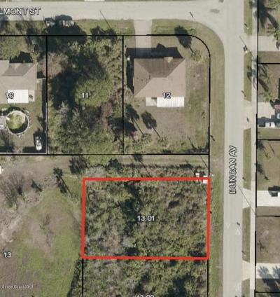 Residential Lots & Land For Sale: Duncan Avenue #PARCEL 1