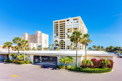 Cocoa Beach Condo For Sale: 750 N Atlantic Avenue #1003