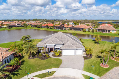 Rockledge Single Family Home For Sale: 5123 Saler Court