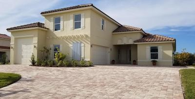 Merritt Island Single Family Home For Sale: 7317 Preserve Pointe Drive