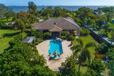Merritt Island Single Family Home For Sale