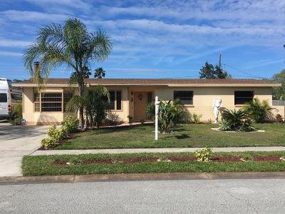 Rockledge Single Family Home For Sale: 1086 Basque Drive