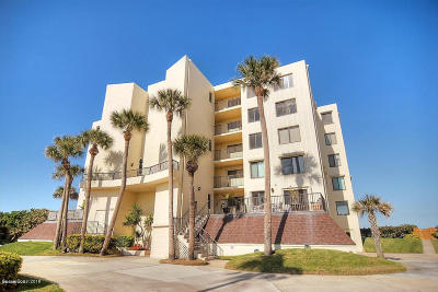 Melbourne Beach Condo For Sale: 6307 S Highway A1a #251
