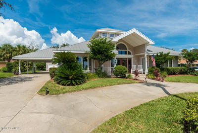 Rockledge Single Family Home For Sale: 2209 Rockledge Drive