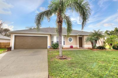 Palm Shores Single Family Home Contingent: 2375 High Ridge Road