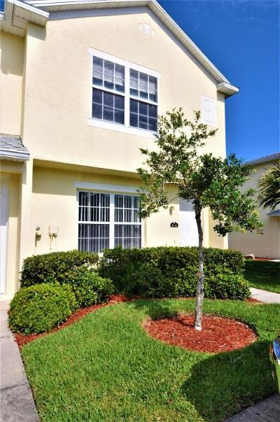 Rockledge Condo For Sale: 2990 S Fiske Boulevard #C4
