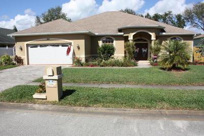 Merritt Island Single Family Home For Sale: 184 Sykes Loop Drive