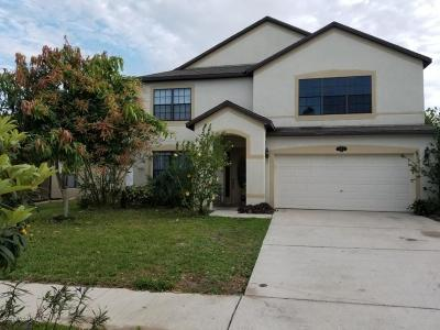 Titusville Single Family Home For Sale: 561 Loxley Court
