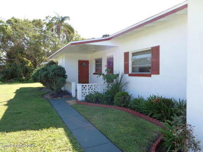 West Melbourne Single Family Home Contingent: 2410 Dairy Road