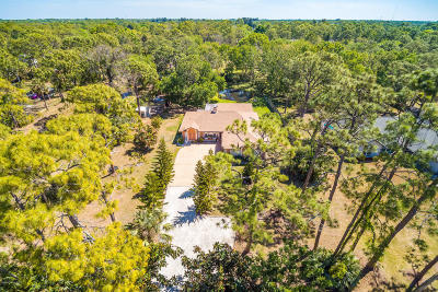 Melbourne Single Family Home For Sale: 2705 Ranch Road