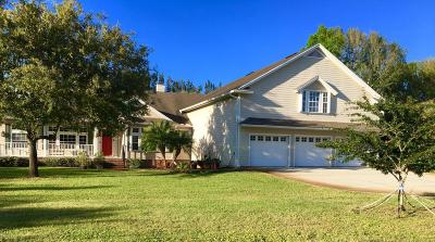 Brevard County Single Family Home For Sale: 150 Smith Road