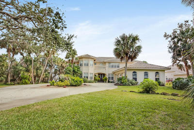 Single Family Home For Sale: 4060 S Tropical Trl