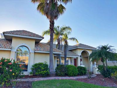 Brevard County Single Family Home For Sale: 147 Lanternback Island Drive