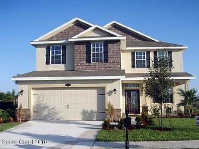 Titusville Single Family Home For Sale: 2008 Arnold Palmer Drive