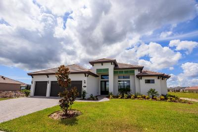 Brevard County Single Family Home For Sale: 4037 Baxter Springs Lane