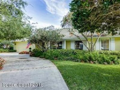 Vero Beach FL Single Family Home For Sale: $699,000