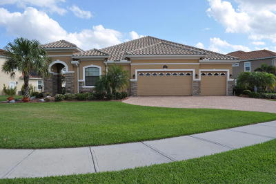 Melbourne FL Single Family Home For Sale: $639,999