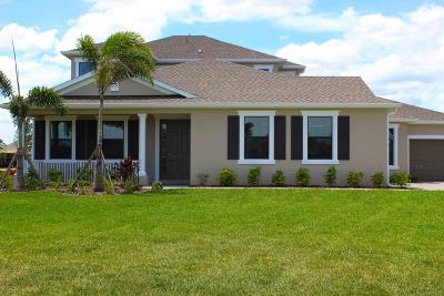 Viera Single Family Home For Sale: 3317 Caviston Way