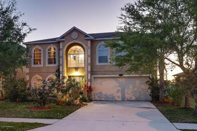 West Melbourne Single Family Home For Sale: 3635 Burdock Avenue