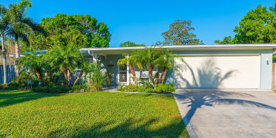 Melbourne FL Single Family Home For Sale: $229,000