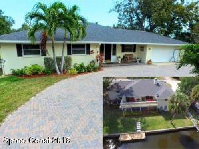 Melbourne FL Single Family Home For Sale: $559,900
