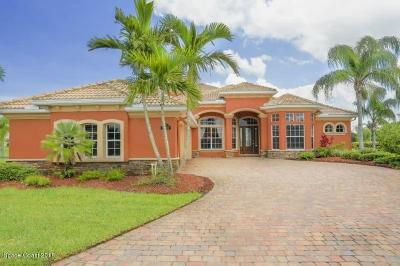 Rockledge FL Single Family Home For Sale: $699,900