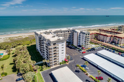 Cocoa Beach Condo For Sale: 650 N Atlantic Avenue #610