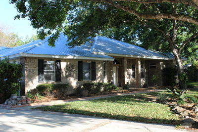 Rockledge FL Single Family Home For Sale: $549,000