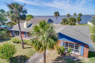 Merritt Island Single Family Home For Sale: 196 Tequesta Harbor Drive