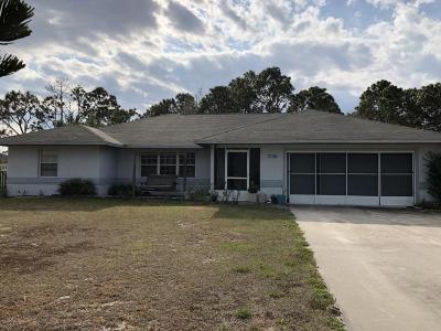 Grant Single Family Home For Sale: 3730 Crista Jean Avenue
