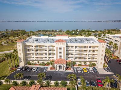 Cape Canaveral Condo For Sale: 732 Bayside Drive #201