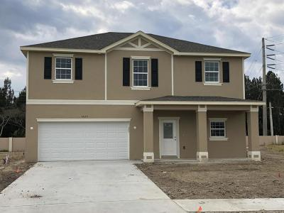 Rockledge Single Family Home For Sale: 1225 Sangria Circle