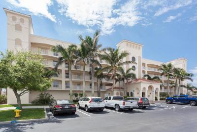 Cape Canaveral Condo For Sale: 561 Casa Bella Drive #201