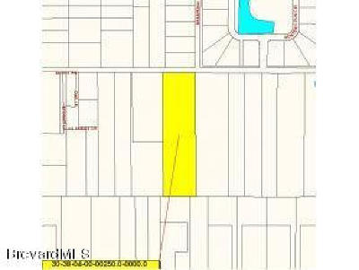 Grant, Grant Valkaria Residential Lots & Land For Sale: 4375 Berry