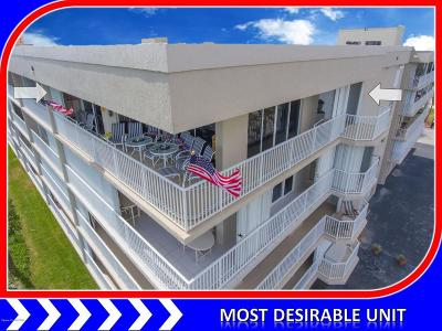 Cape Canaveral Condo For Sale: 425 Buchanan Avenue #502