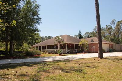 Cocoa Single Family Home For Sale: 2060 Devonshire Avenue