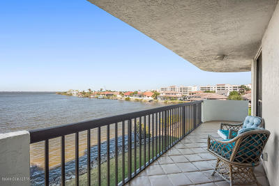 Cape Canaveral Condo For Sale: 300 Columbia Drive #3301