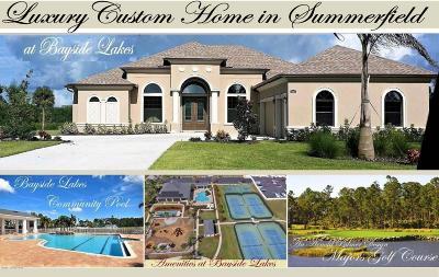 Summerfield At Bayside Lakes Phase 1, Summerfield At Bayside Lakes Phase 3 Single Family Home For Sale: 984 Easterwood Court SE