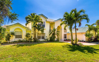 Melbourne Beach Single Family Home For Sale: 109 Spinnaker Street